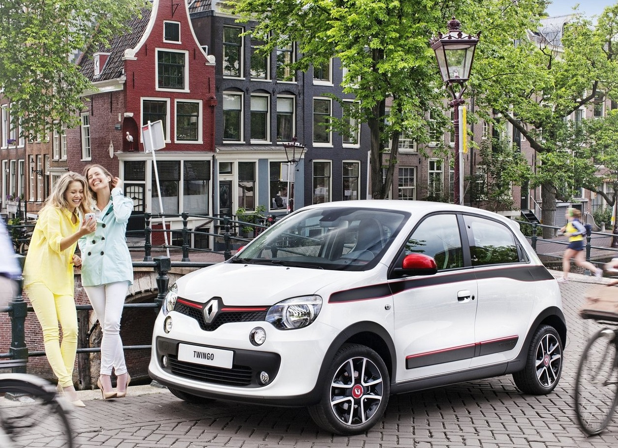 Renault confirmou que o Twingo elétrico será lançado ainda em 2020
