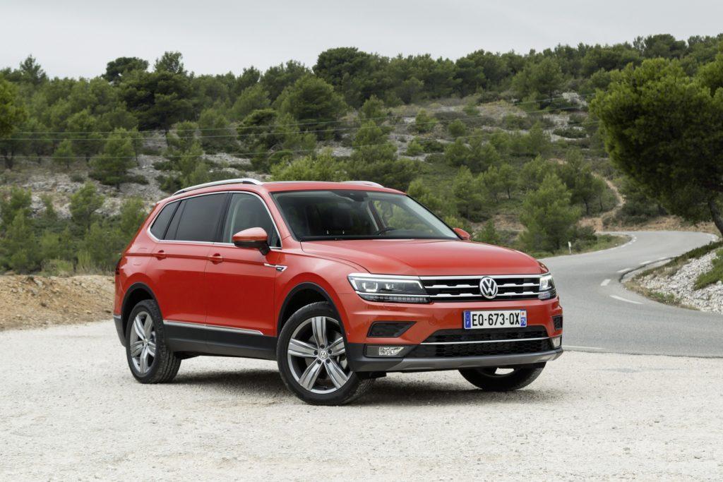 Volkswagen Tiguan Allspace 2.0 TDI 150 – Ensaio Teste ...