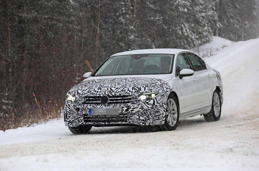 VW Passat receberá renovação já em 2019 oferecendo mais tecnologia e um híbrido