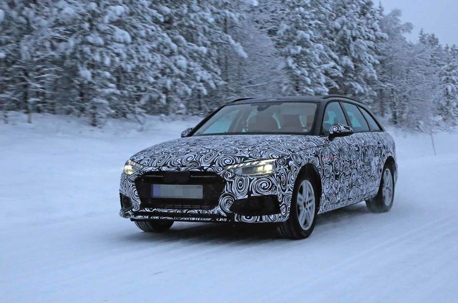 Audi está a preparar nova atualização do A4 para 2019