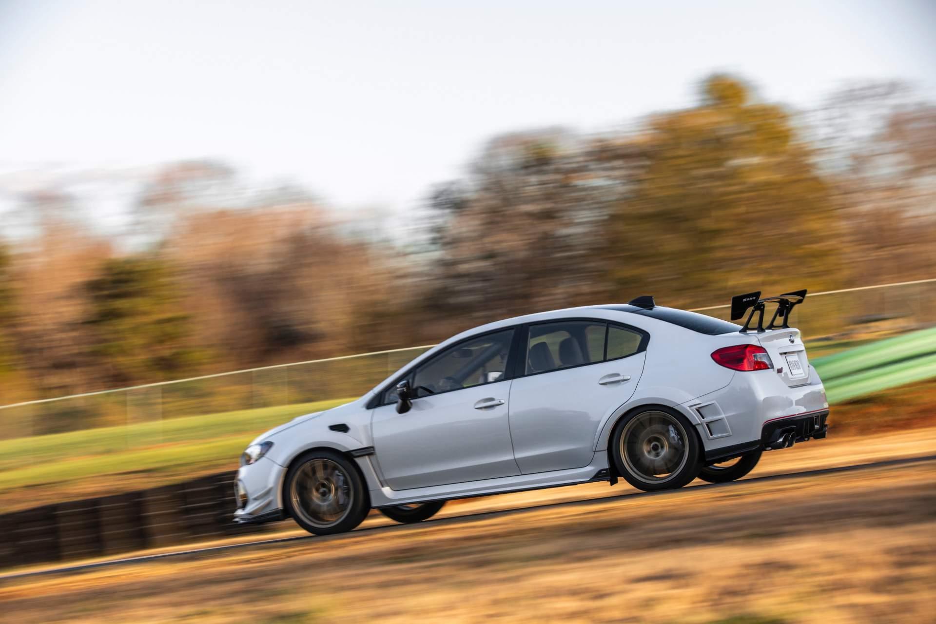 Salão de Detroit: Subaru lançou o Impreza mais potente de sempre… para americano comprar