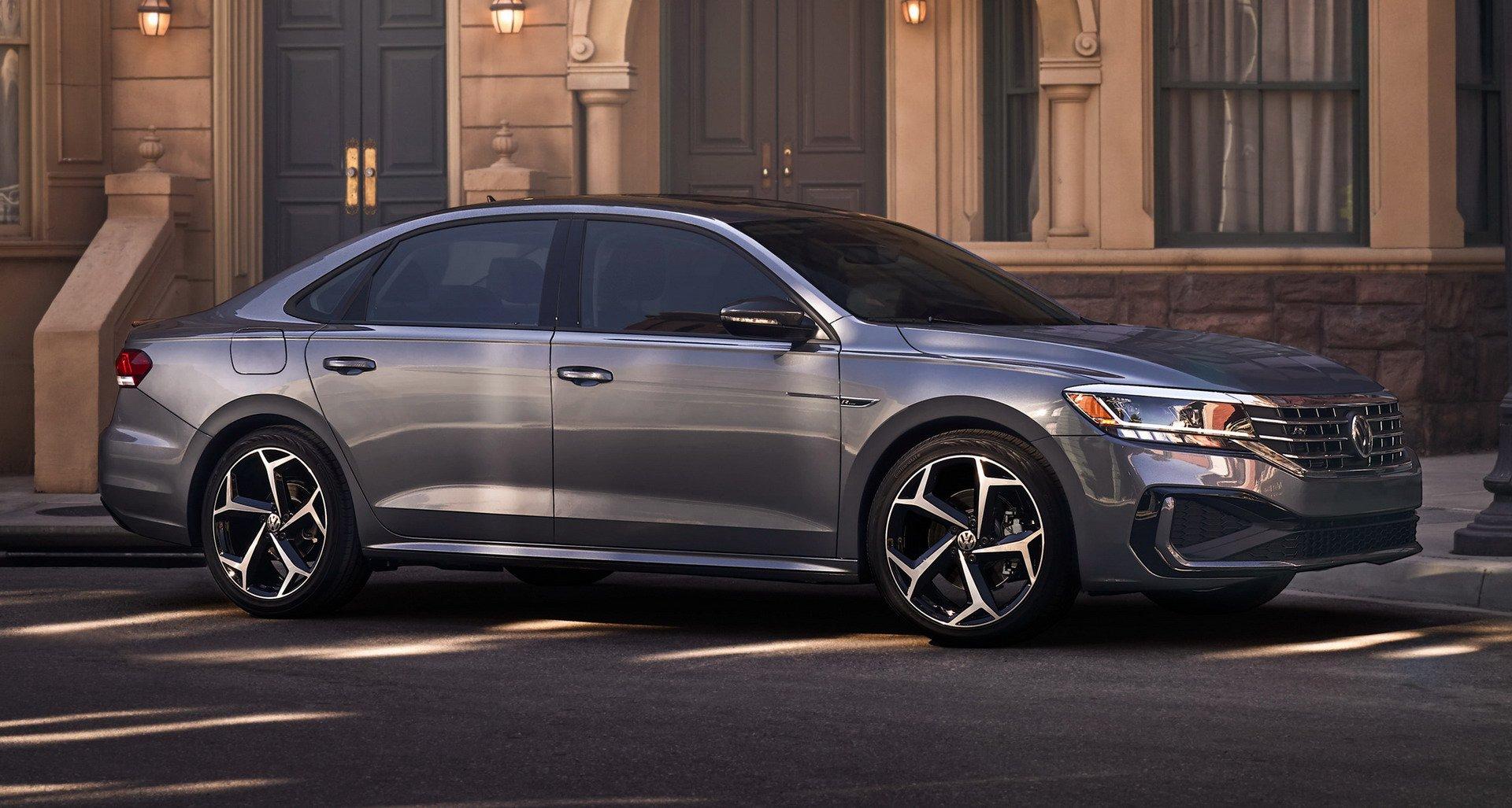 Salão de Detroit: Volkswagen remodela Passat norte americano