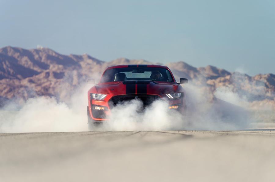 Salão de Detroit: Shelby GT500 é o Ford Mustang mais veloz de sempre