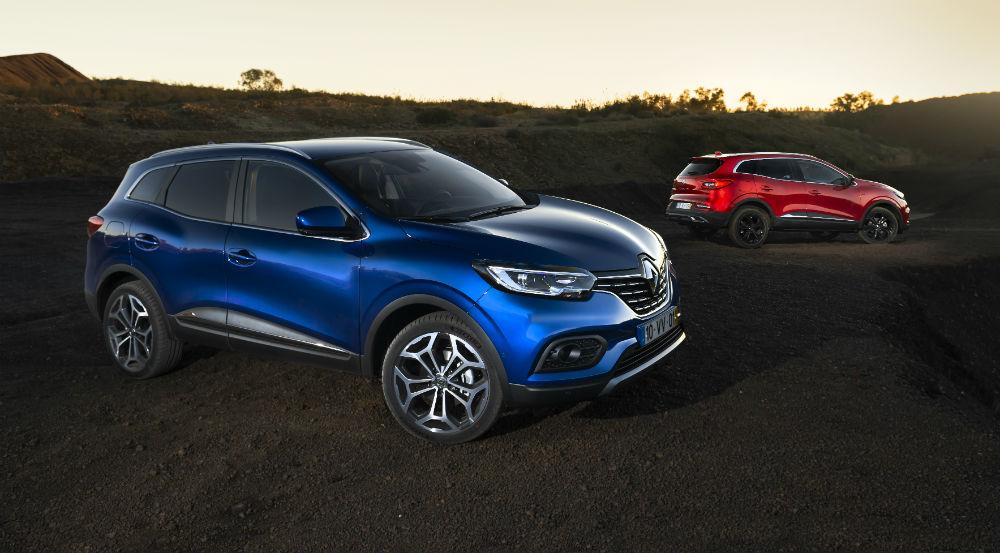Apresentação: novo Renault Kadjar