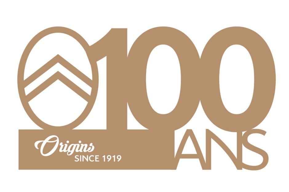 Citroen festeja 100 anos: parabéns!