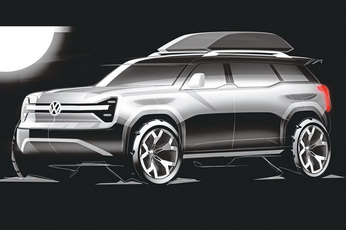 VW pensa num modelo I.D. rival da Jeep