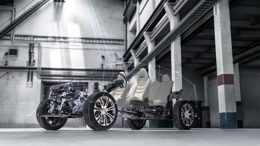 Novo Volvo V40 será um SUV deixando de lado o formato tradicional de berlina cinco portas