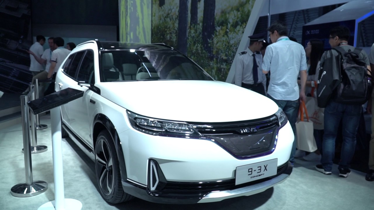 Evergrande Group compra 51% da National Electric Vehicle Sweden, a ex-Saab