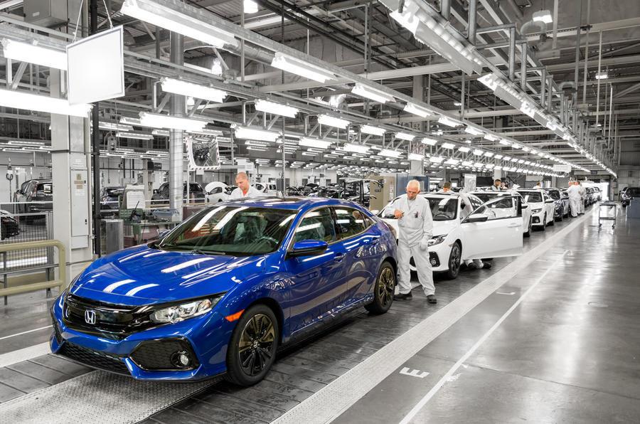 Honda pode anunciar amanhã fecho da fabrica de Swindon, no Reino Unido