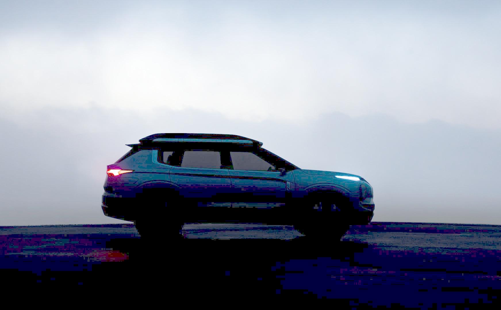 Mitsubishi volta a mostrar o protótipo do SUV Engleberg e confirma nova L200 Pick-Up no Salão de Genebra