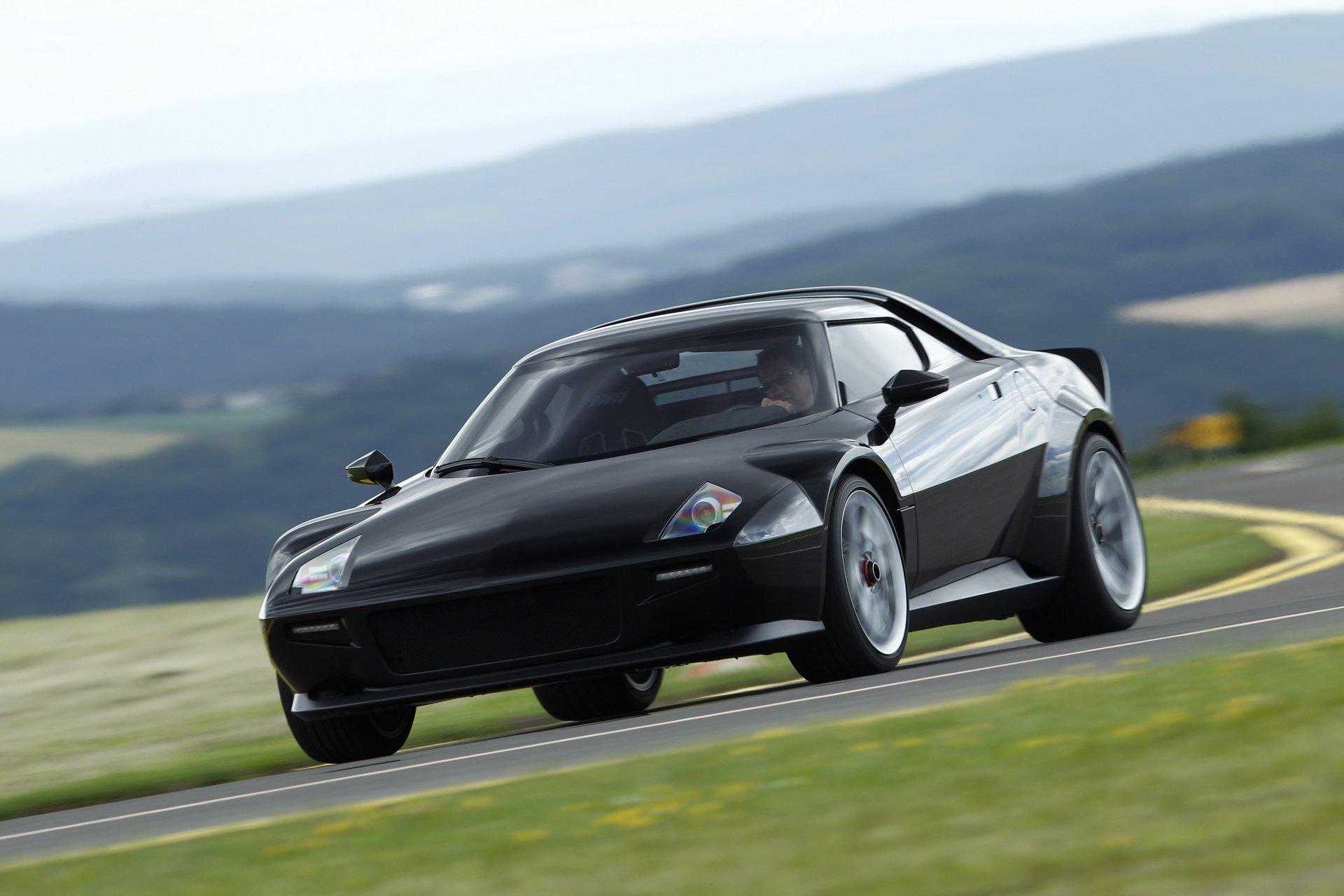 O Lancia Stratos está de volta com base Ferrari, produção limitada a 25 exemplares e preço de 500.000€