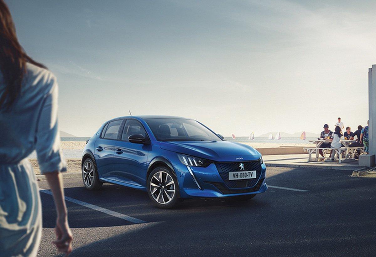 Este é o Peugeot 208 que será revelado em Genebra