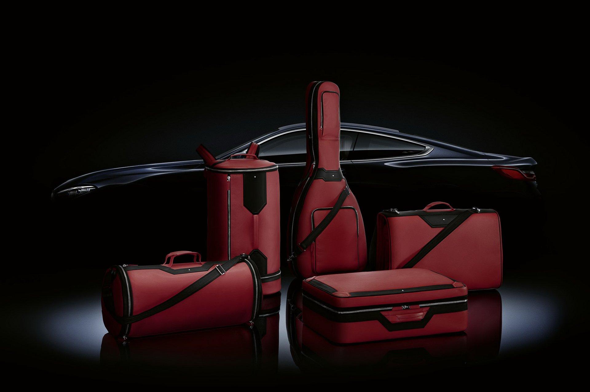 Comprou um BMW Série 8? Já pode comprar um jogo de malas Montblanc que custa mais que um Kia Picanto 1-0 TGDI GT Line