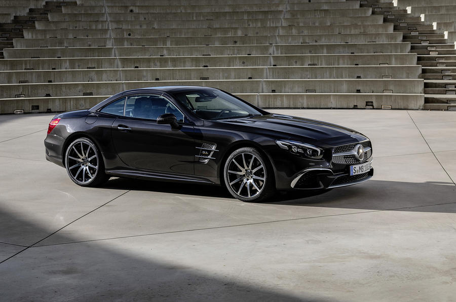 Mercedes-Benz SL Grand Edition (R231), 2019