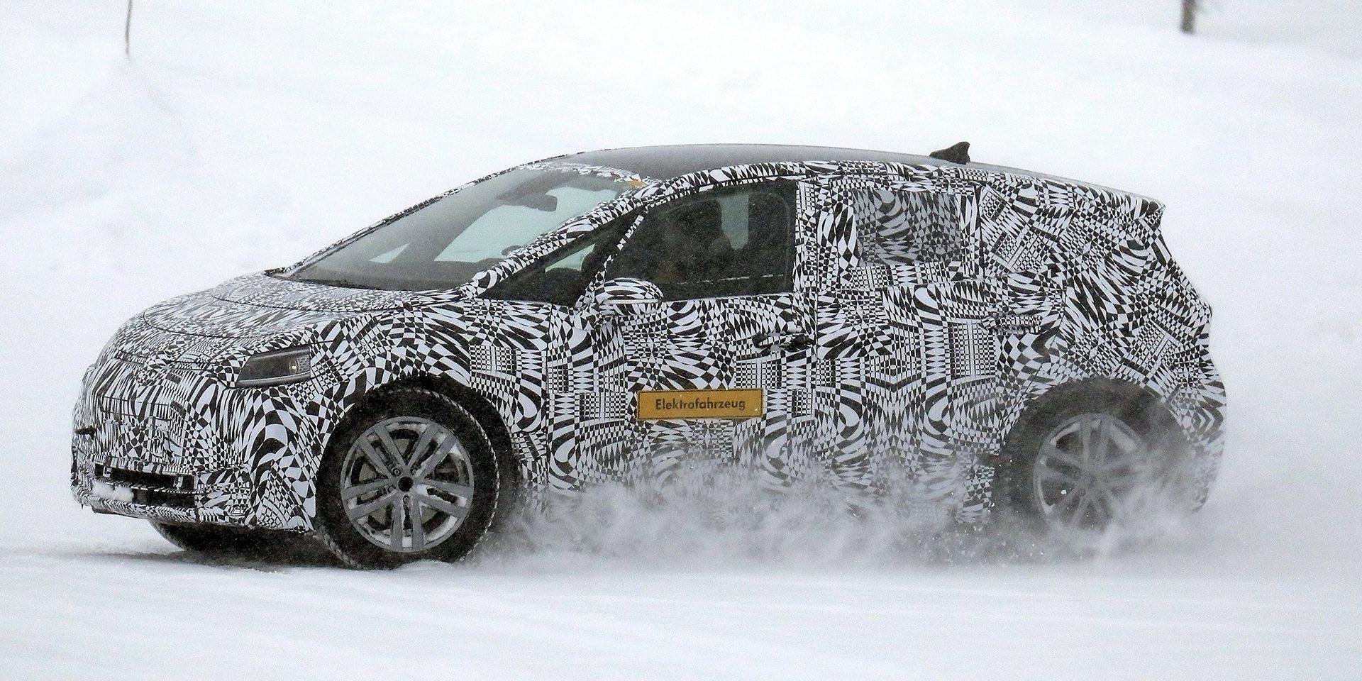 Volkswagen continua os ensaios de desenvolvimento do ID que será lançado ainda este ano