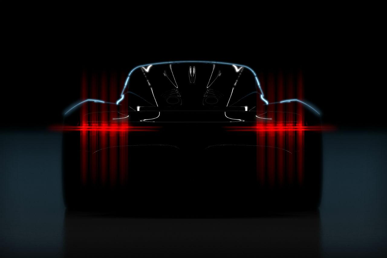 Aston Martin vai revelar outro supercarro em Genebra