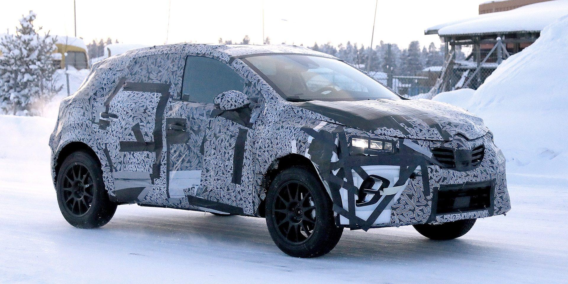 Renault Captur já tem segunda geração a caminho com lançamento em 2020