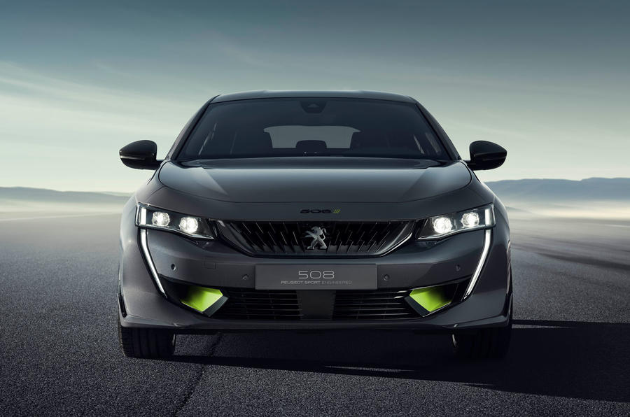Peugeot revela 508 Peugeot Sport Engineering (PSE), um vislumbre de uma gama desportiva… elétrica