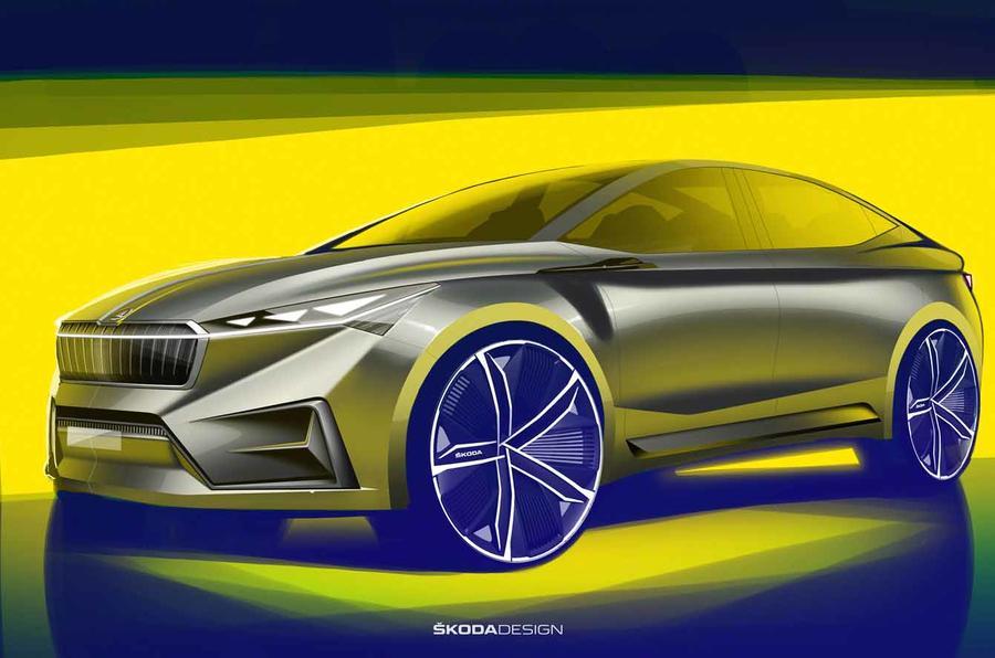 Skoda antecipa novo SUV elétrico com protótipo Vision iV
