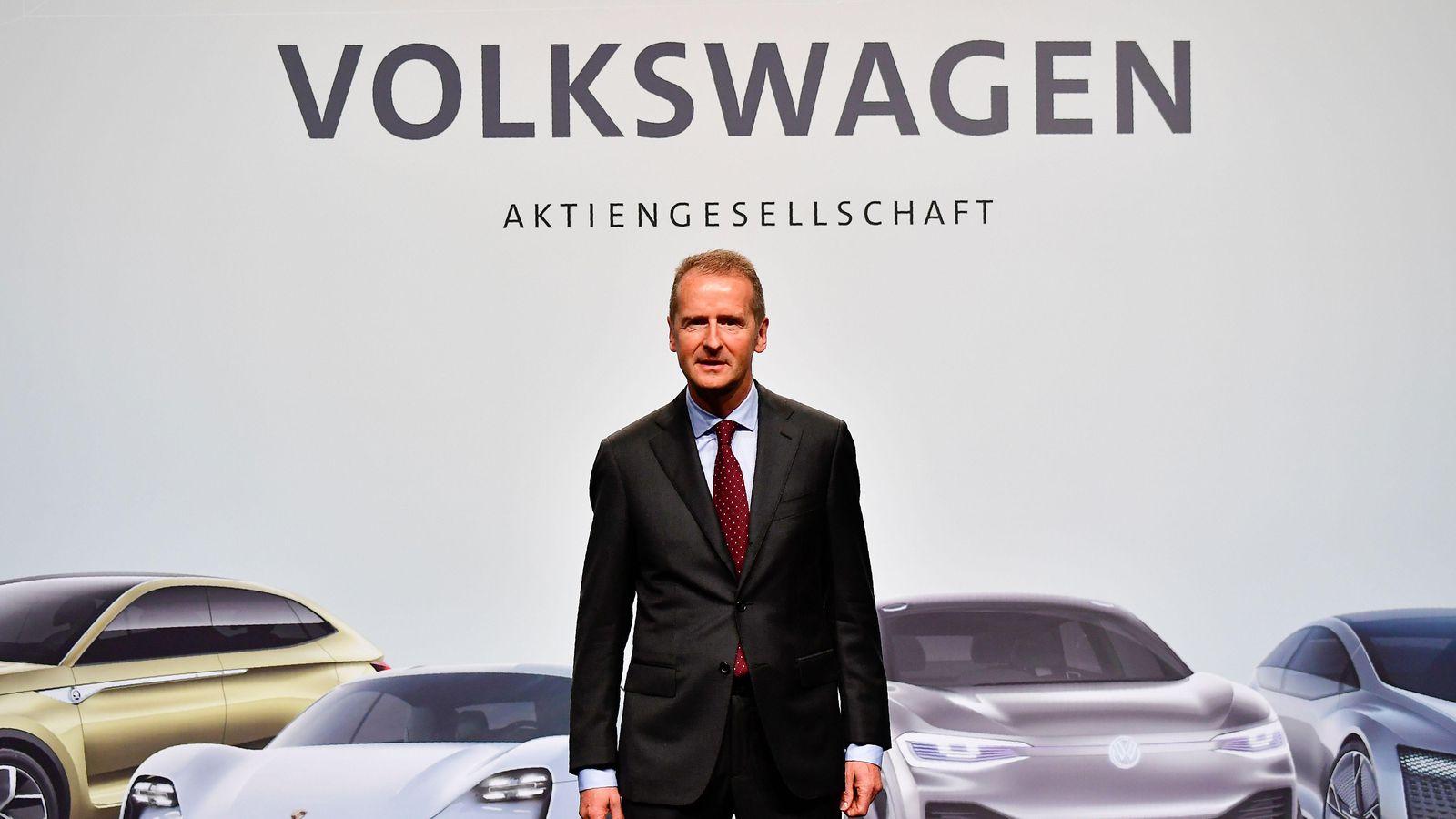 Dieselgate: VW investigada por pagamentos suspeitos a executivo suspenso