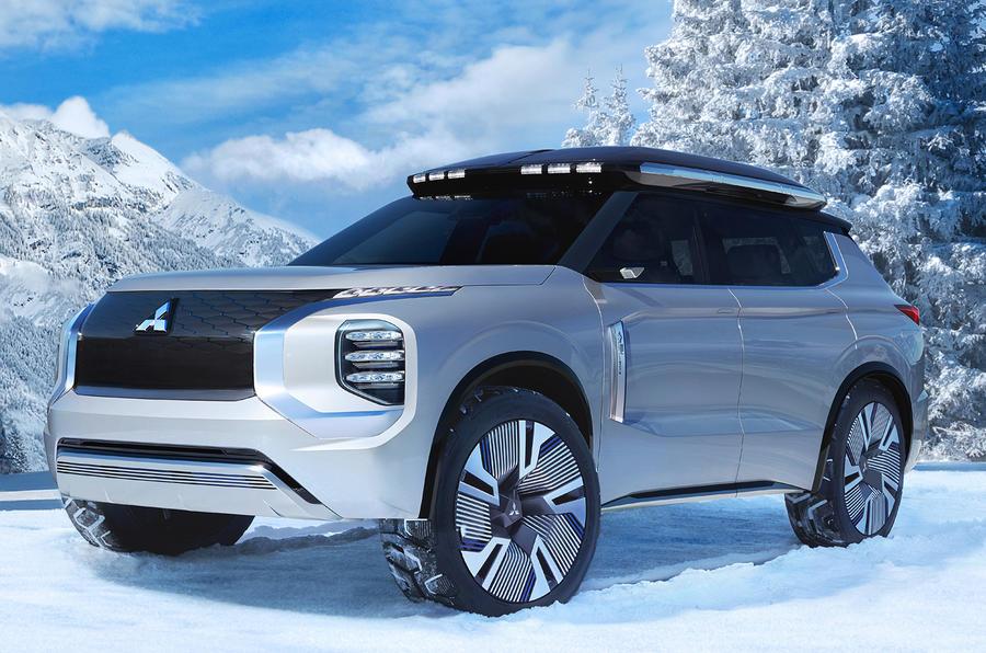 Mitsubishi vai apostar tudo nos SUV e na eletrificação