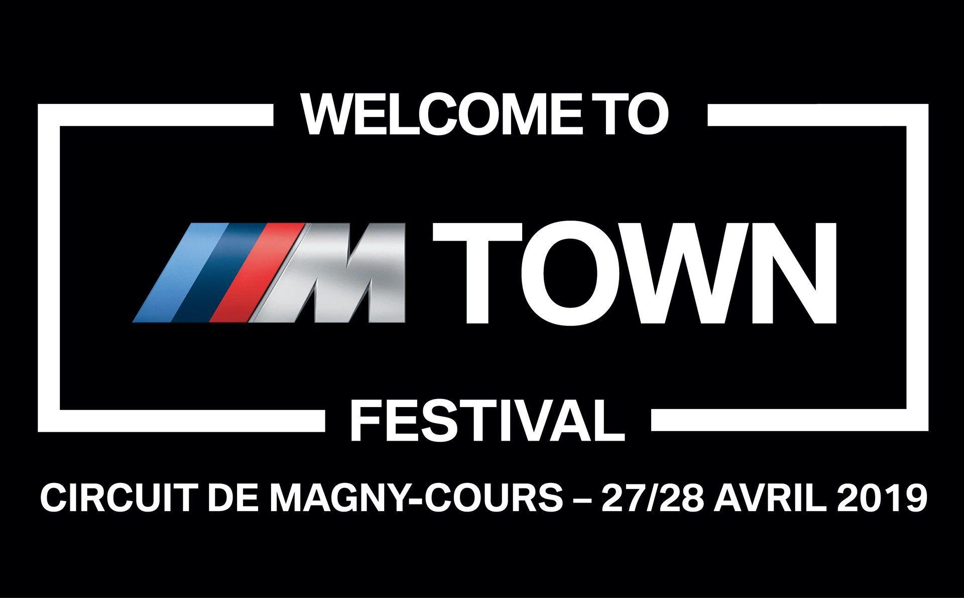 """BMW organiza festival """"M Town Festival"""" em Magny Cours"""