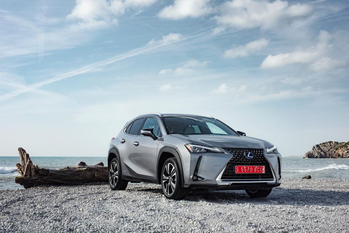 Lexus confirma primeiro modelo totalmente elétrico para a China e Europa