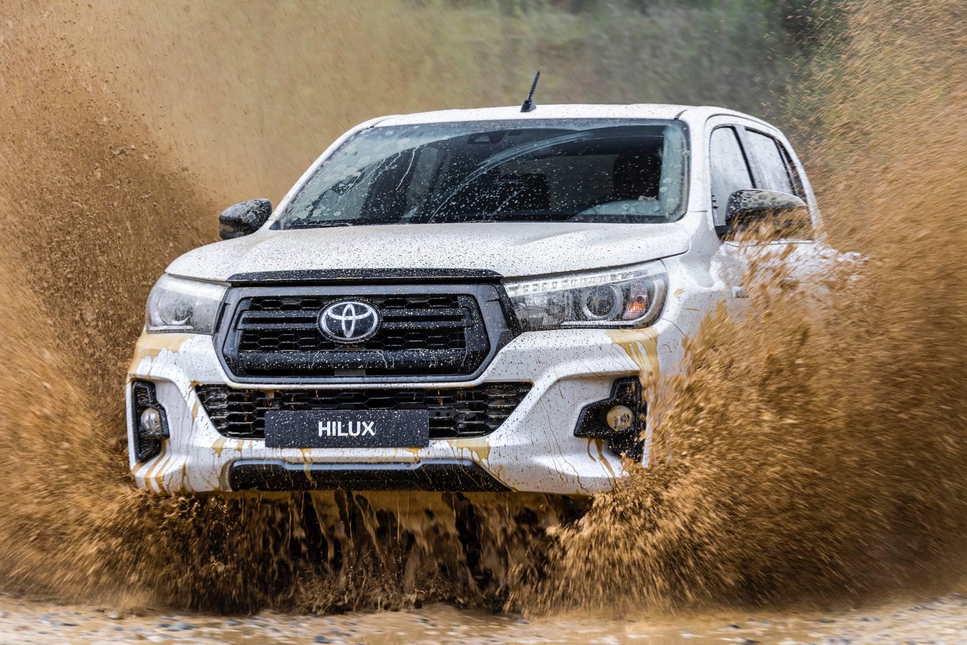 Toyota vai lançar edição especial da Hilux no Salão de Comerciais de Birmingham