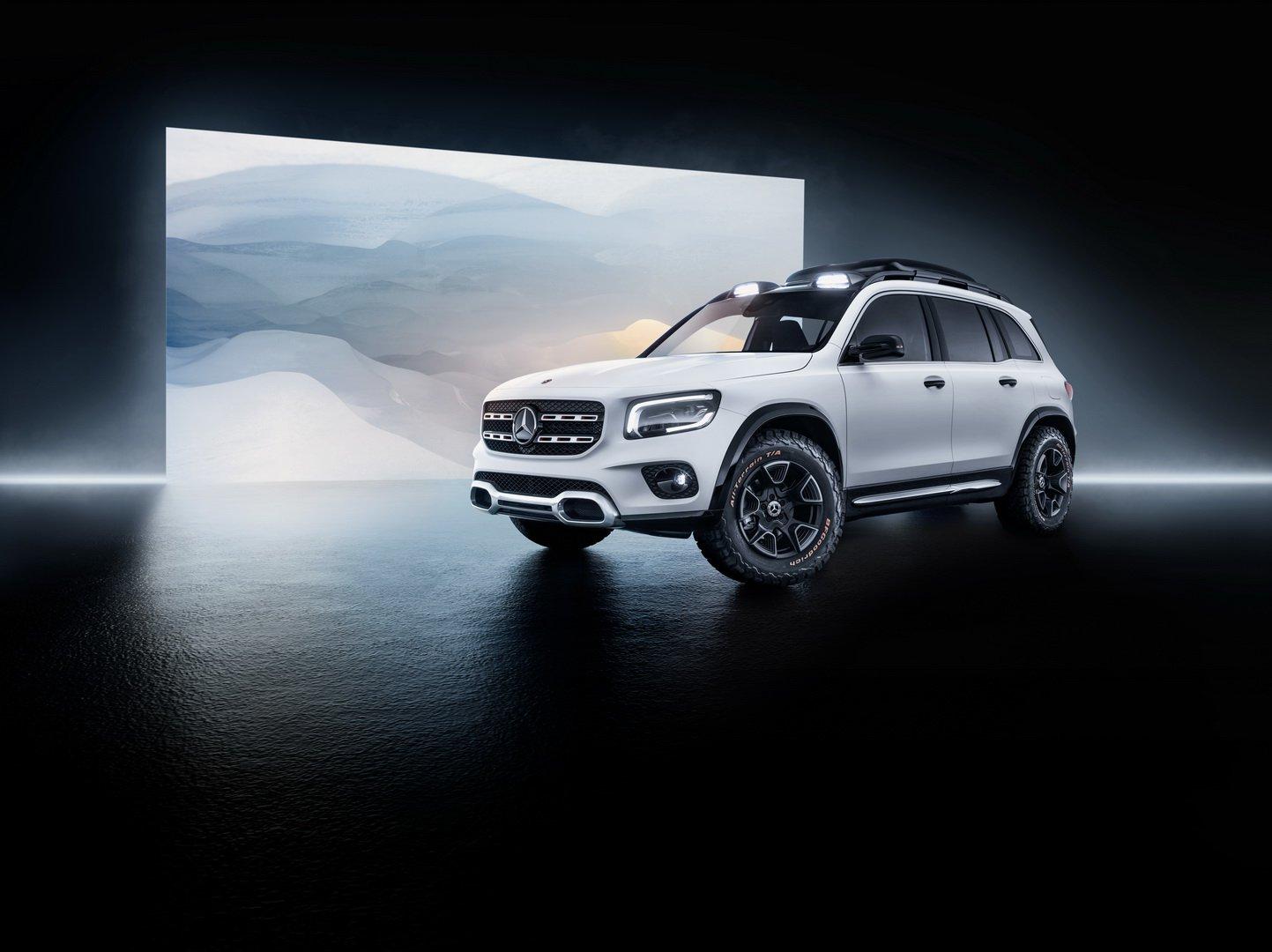 Mercedes vai produzir o GLB no México e na China