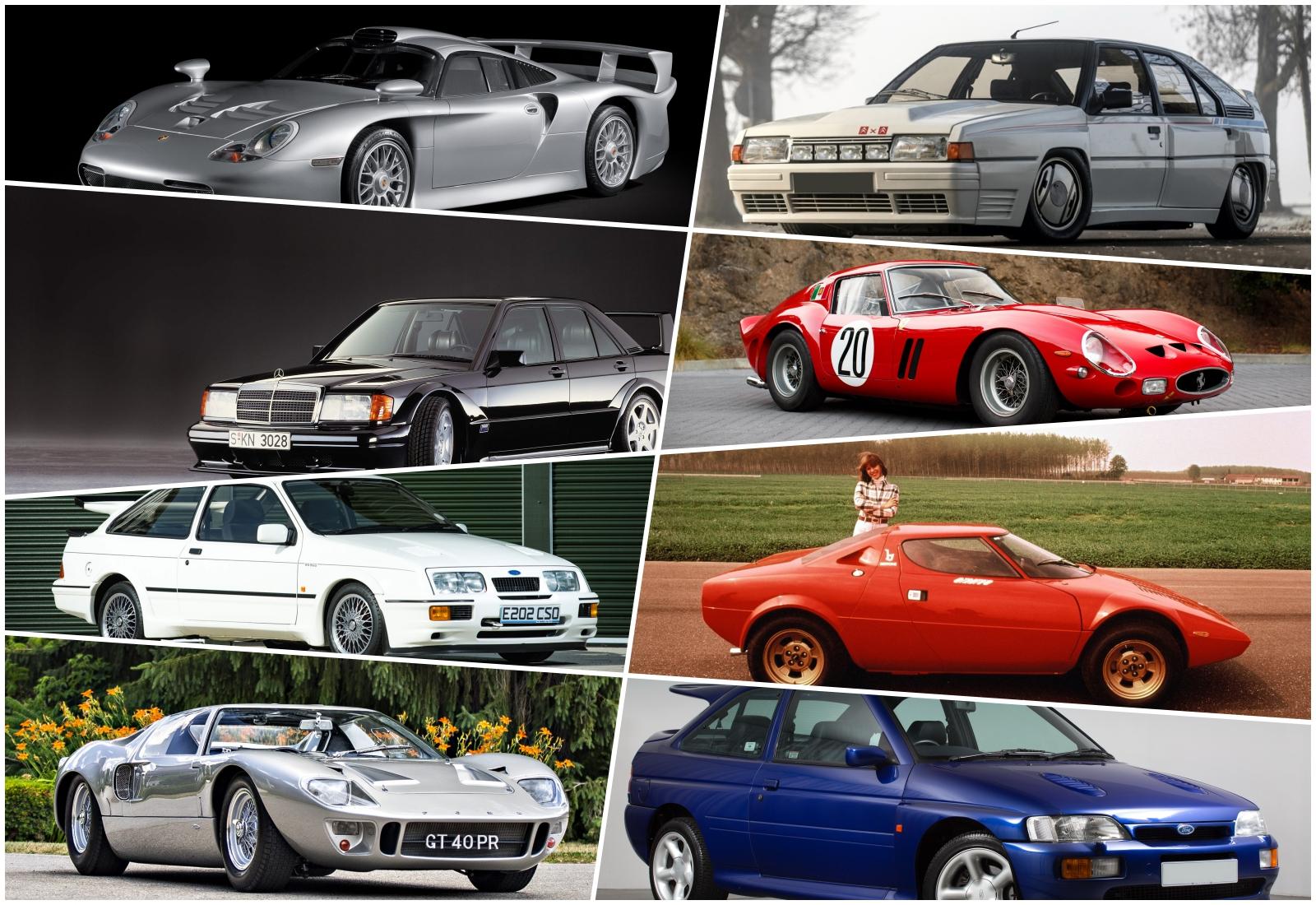 Sabe quais foram alguns dos carros que vieram da pista para a estrada? (Parte 1)