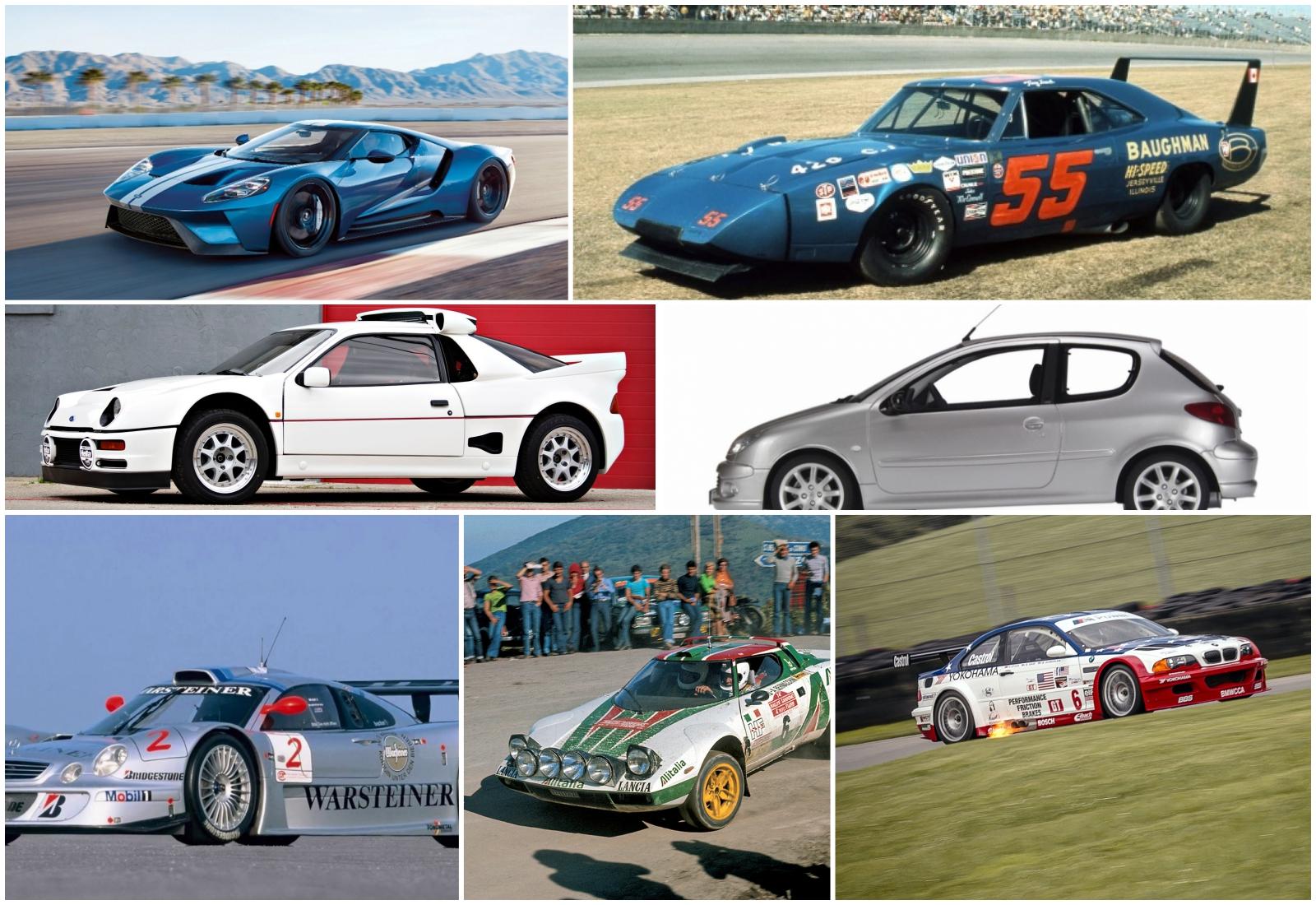 Sabe quais foram alguns dos carros que vieram da pista para a estrada? (Parte 2)