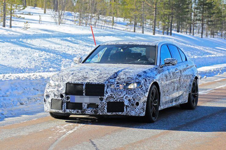 Novo BMW M3 já está a caminho