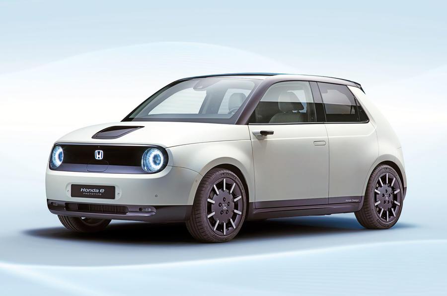 Honda e está à venda no Reino Unido, Alemanha, França e Noruega