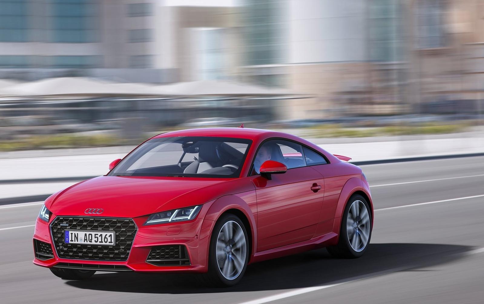 Audi TT chegou ao fim sacrificado no altar elétrico