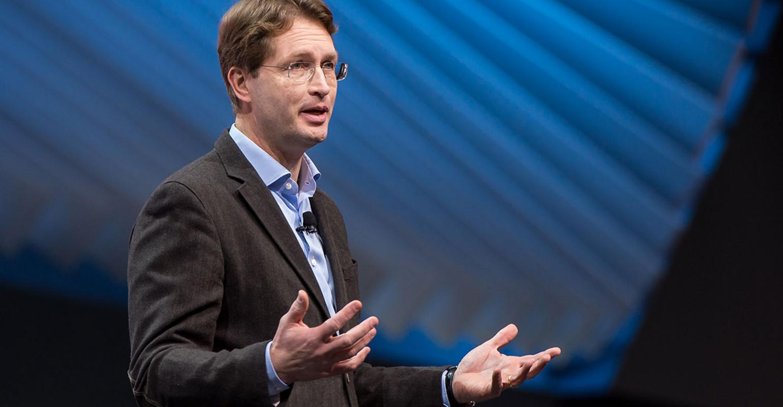 Ola Kallenius vai liderar a mudança da Daimler para a era ecológica