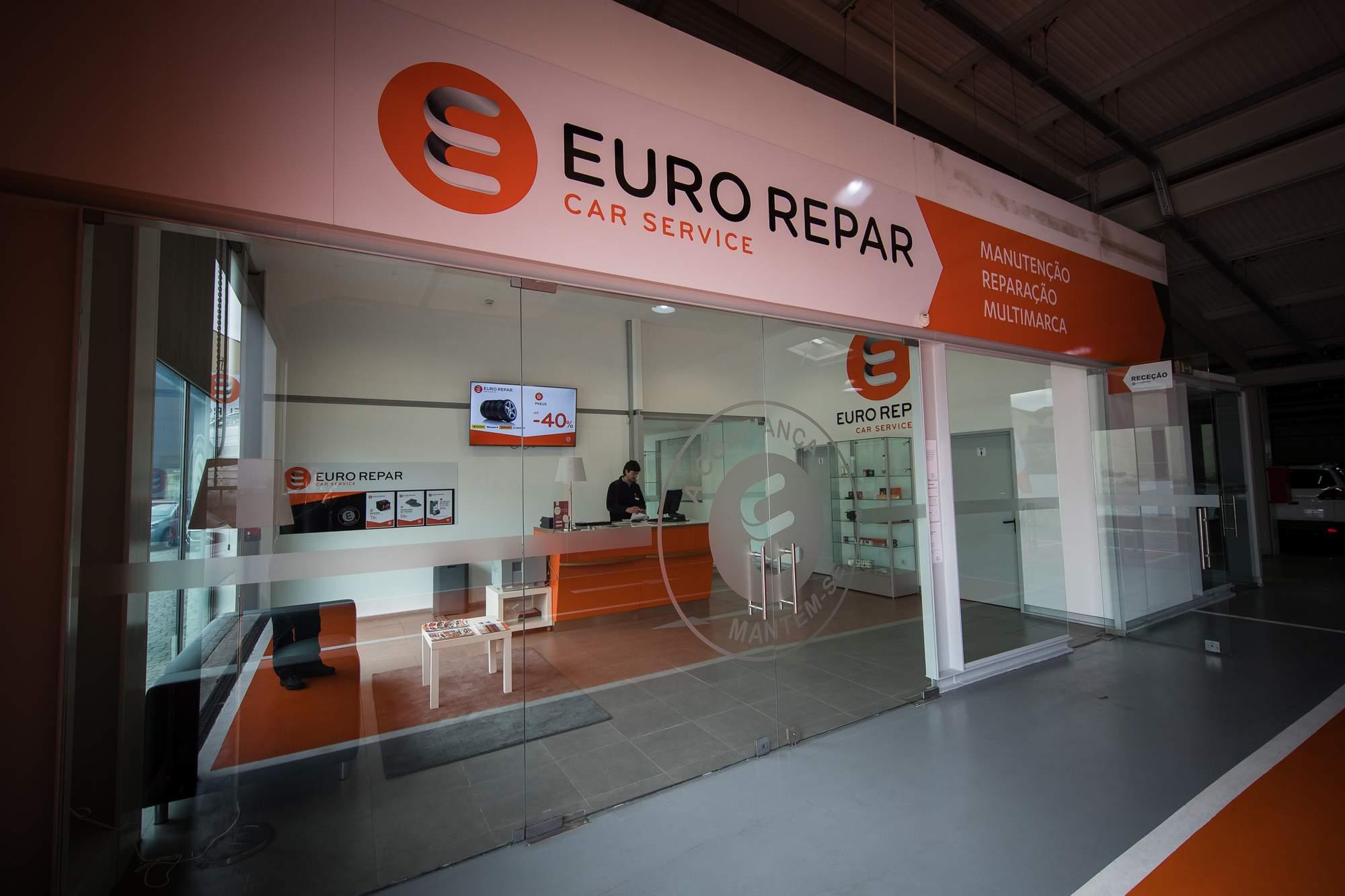 Eurorepar Car Service Portugal chega aos 150 representantes