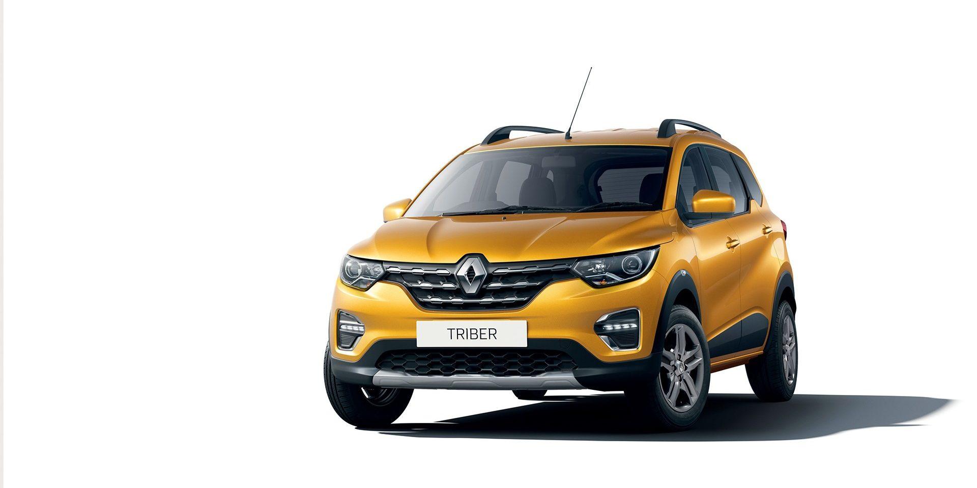 Renault Triber, um Clio com sete lugares?