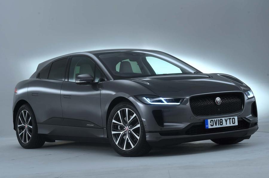 Jaguar confirma recolha do i-Pace devido a potenciais problemas nos travões