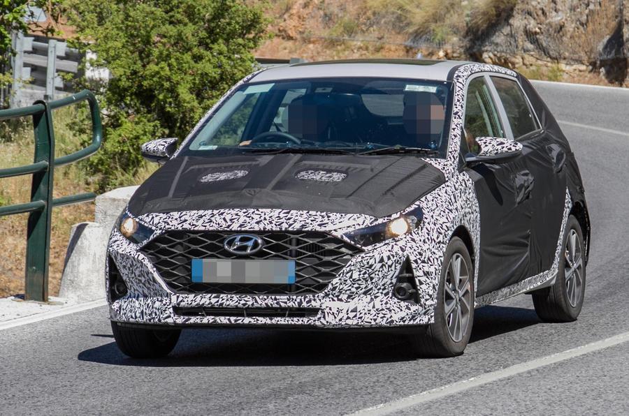 Hyundai i10 vai chegar em 2020 e terá uma frente muito diferente