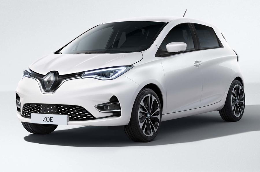 Renault apresenta renovado Zoe com 390 km de autonomia