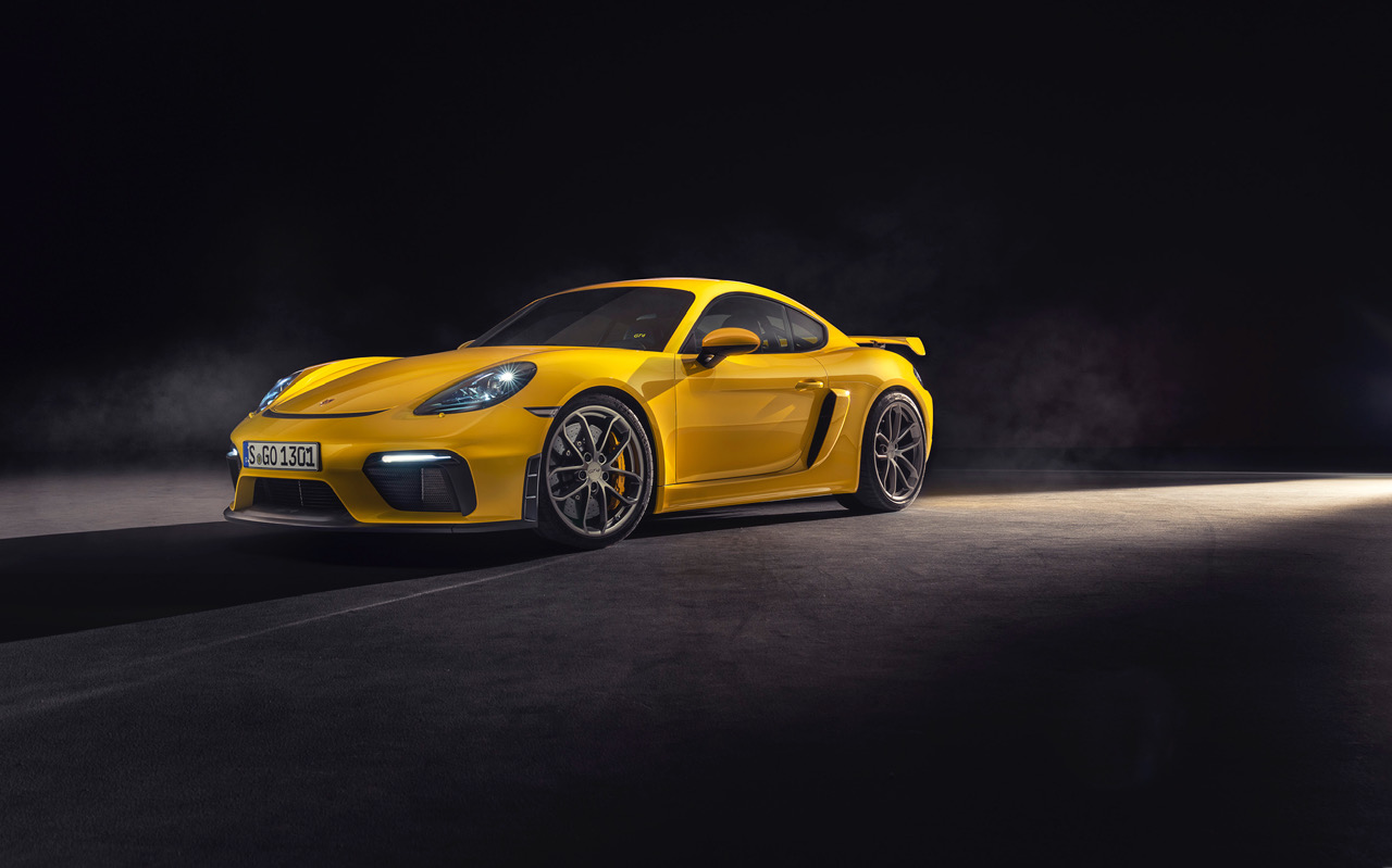 Porsche 718 Bosxter e Cayman GT4 à venda em Portugal a partir de 132.778€
