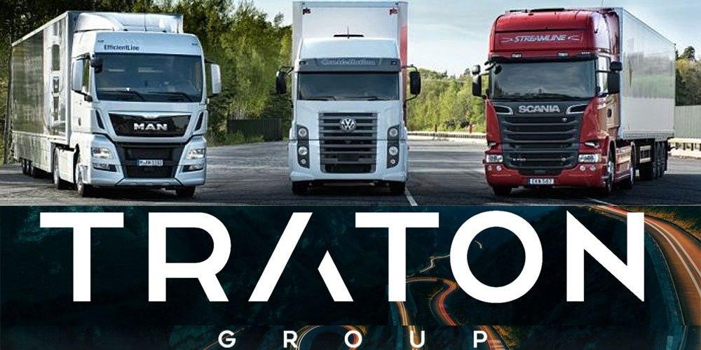 VW quer receber 1.9 mil milhões de euros por 10% do Traton Group