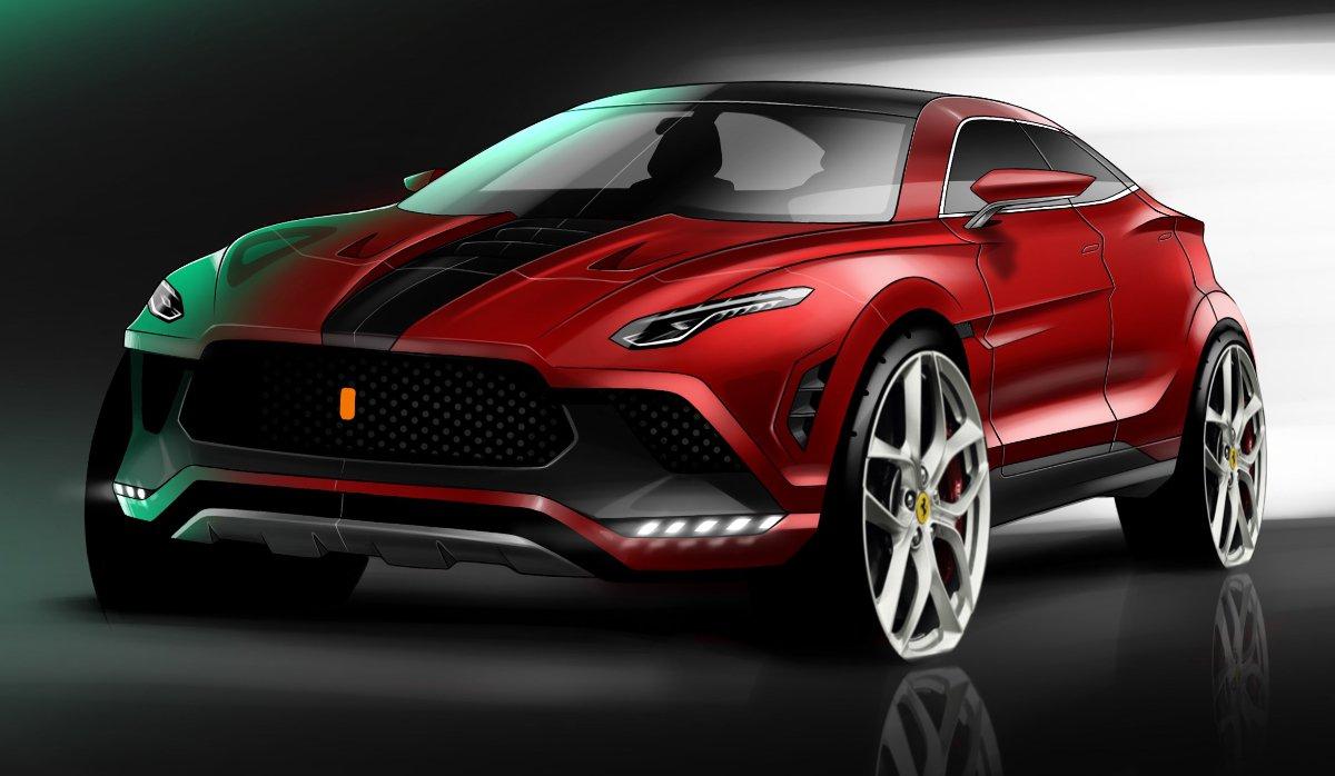 Purosangue: o primeiro SUV da Ferrari deverá ser o mais potente do segmento