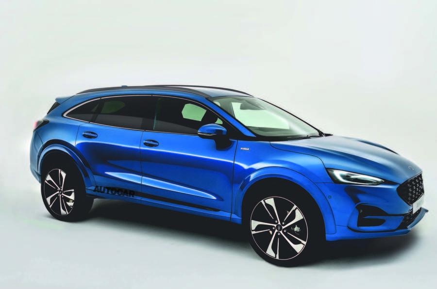 Ford Mondeo vai renascer despindo o fato de berlina e passando a crossover