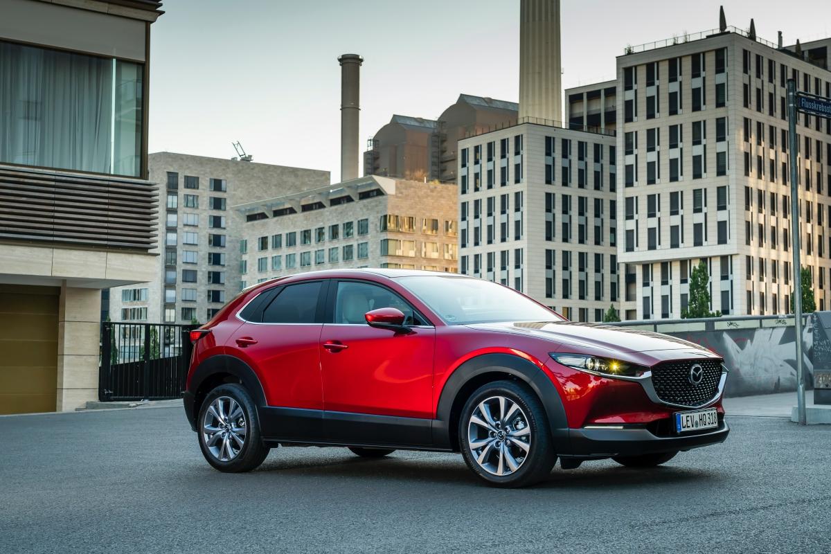 Mazda 3 e CX-30 vão receber motor a gasolina com 150 CV