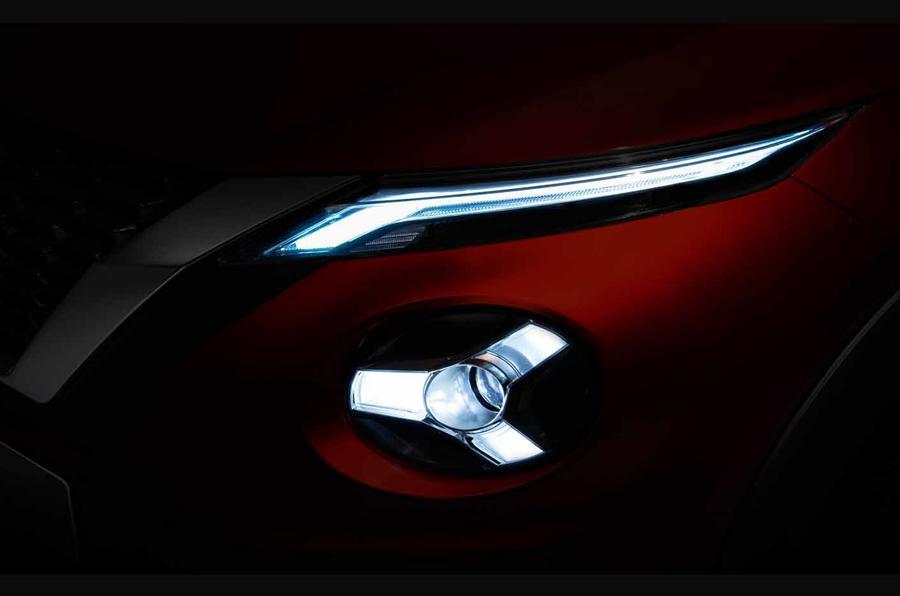 Nissan vai revelar o novo Juke em setembro