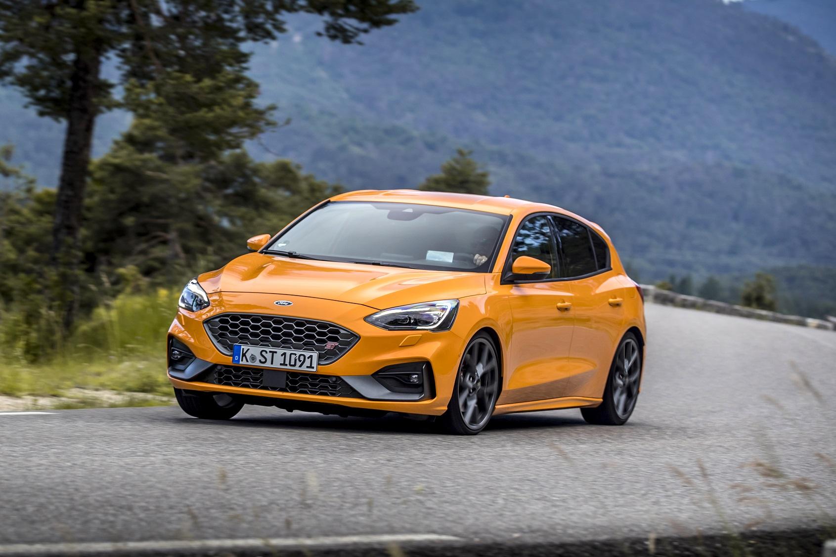 Ford Focus ST está à venda em Portugal por €41.728