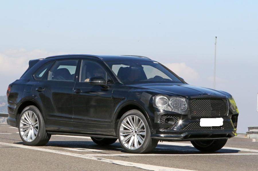 Bentley atualiza Bentayga com melhorias em termos de tecnologia