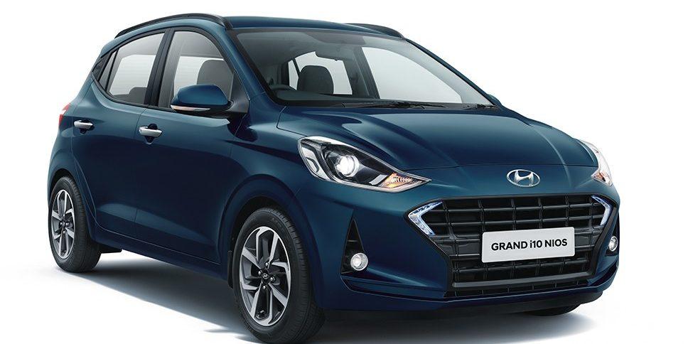 Hyundai i10 no formato indiano revela detalhes do novo modelo
