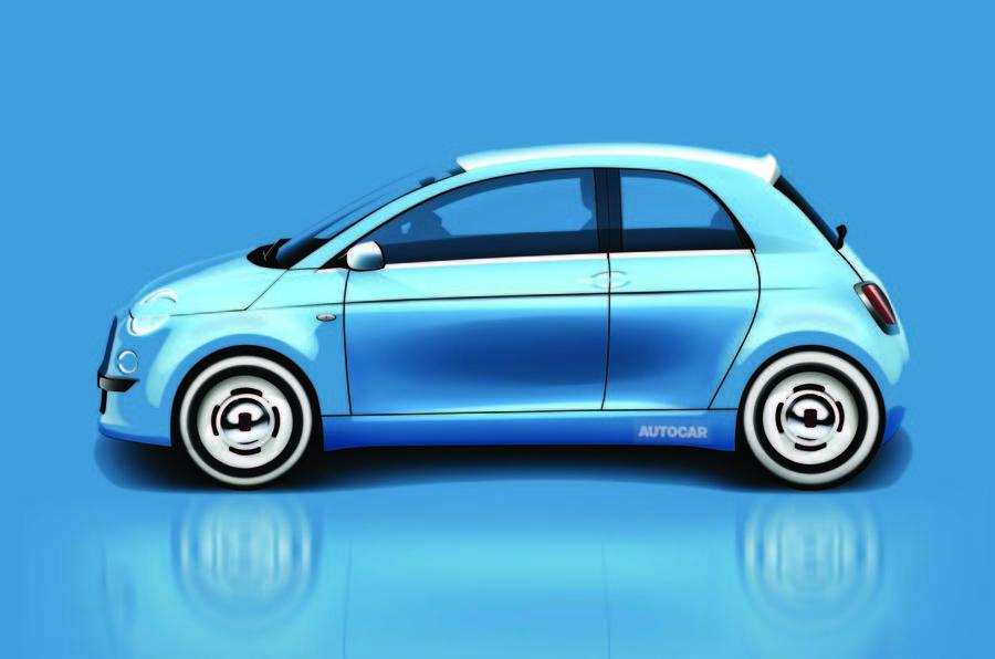 Fiat vai lançar renovado 500, um novo Panda, um SUV e uma carrinha